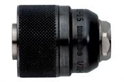 Быстрозажимный сверлильный патрон Futuro Plus, H1 M, 0,8-6,5 мм, Metabo, 636623000
