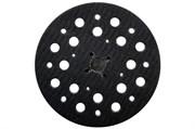 Тарельчатый шлифовальный круг 125 мм, «multi-hole», средний, SXE 150 BL, Metabo, 630264000