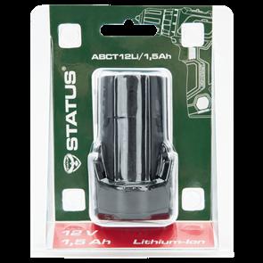 STATUS ABCT 12Li / 1.5 Ah аккумулятор