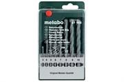 Кассета со сверлами по бетону classic, 8 предм., Metabo, 627182000