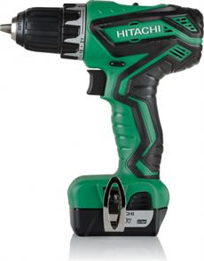 HITACHI DS10DAL, шуруповерт аккумуляторный