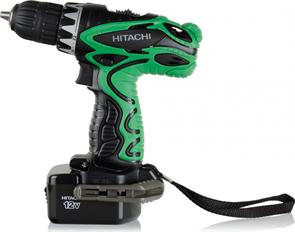 HITACHI DS12DVF3-TA15, аккумуляторный шуруповерт