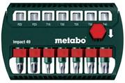 Набор бит Impact 49, Metabo, 628850000