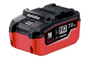 Аккумуляторный блок LiHD, 18 В - 7,0 А·ч, Metabo, 625345000