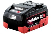 Аккумуляторный блок LiHD, 18 В - 5,5 А·ч, Metabo, 625368000