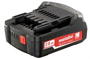 Аккумуляторный блок 14,4 В, 2,0 А·ч, Li-Power, Metabo, 625595000