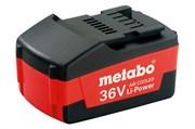 Аккумуляторный блок 36 В, 1,5 А·ч, Li-Power Compact, Metabo, 625453000