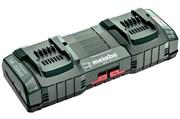 Двойное быстрозарядное устройство ASC 145 DUO, 12–36В, «AIR COOLED», Metabo, с воздушным охлаждением, ЕС, Metabo, 627495000