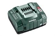 Быстрозарядное устройство ASC 145, 12–36 В, «AIR COOLED», ЕС, Metabo, 627378000