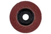 Ламельный шлифовальный круг, 115 мм, P 120, F-NK, Metabo, 624394000