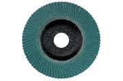 Ламельный шлифовальный круг 115 мм P 120, N-ZK, Metabo, 623178000