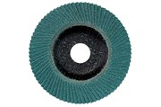 Ламельный шлифовальный круг 178 мм P 80, N-ZK, Metabo, 623115000