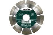 Алмазный отрезной круг 115x22,23мм, «SP-U», универсальный «SP», Metabo, 624306000