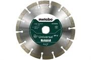 Алмазный отрезной круг 180x22,23мм, «SP-U», универсальный «SP», Metabo, 624309000