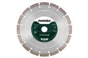 Алмазный отрезной круг 230x22,23мм, «SP-U», универсальный «SP», Metabo, 624310000