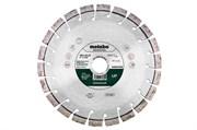 Алмазный отрезной круг 180x22,23мм, «UP», универсальный «professional», Metabo, 628561000