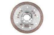 Алмазный отрезной круг 115x22,23мм, «TP», для плитки «professional», Metabo, 628578000