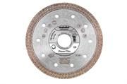 Алмазный отрезной круг 125x22,23мм, «TP», для плитки «professional», Metabo, 628579000