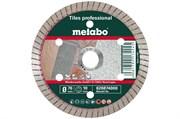 Алмазный отрезной круг, 76x10,0мм, «TP», для плитки «professional», Metabo, 626874000