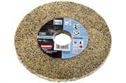 Войлочный компактный шлифовальный круг «Unitized», средний, 125x6x22,23 мм, УШФ, Metabo, 626483000