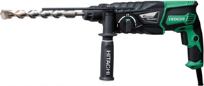 HITACHI DH26PB, перфоратор с патроном SDS Plus