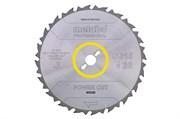 Пильное полотно «powercutwood— professional», 250x30, Z24 WZ 3° neg., Metabo, 628013000