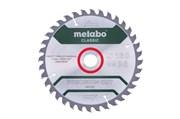 Пильное полотно «precisioncutwood— classic», 160x20 Z36 WZ 10°, Metabo, 628278000