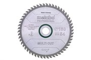 Пильное полотно «multi cut — professional», 190x30, Z36 WZ 5°, Metabo, 628075000