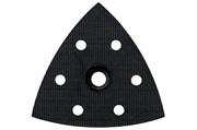 Перфорированная шлифовальная пластина DS с липучкой, Metabo, 624992000