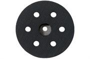 Опорная тарелка 80 мм, средней твердости, перфорированная, для SXE 400, Metabo, 624064000
