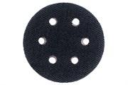 Промежуточный круг на липучке 80 мм, перфорир., для SXE 400, Metabo, 624061000