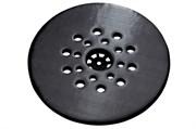 Шлифовальная тарелка с липучкой 225 мм, твердая, LSV, Metabo, 626661000