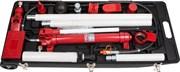 ЗУБР 10 т, 70 Мпа, набор гидравлический, портативный для правки кузова ЭКСПЕРТ 43035-10, кейс