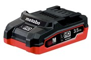 Аккумуляторный блок LiHD, 18 В - 3,5 А·ч Metabo, 625346000
