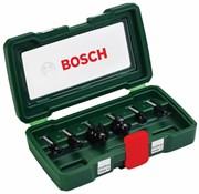 Набор фрез (6 шт; НМ хв - 8 мм) Bosch 2.607.019.463