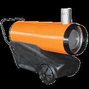 Дизельная тепловая пушка ПрофТепло ДН-52Н-P апельсин