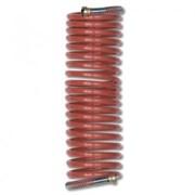 Шланг GAV спиральный полиамидный SRB 6х8мм 10м (Байонет)