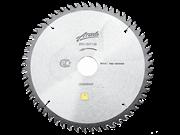 Пильный диск по ДСП и ламинату профи Атака 230*56T*30