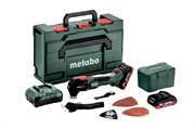 Аккумуляторный универсальный мультитул Metabo MT 18 LTX BL QSL, 613088800