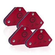 """9 LBS """"Mini"""" SM1600 Магнитные фиксаторы набор (4шт) (4/40)"""