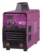 WEGA 251 modelSTICK START PRO Сварочный инвертор 1W251