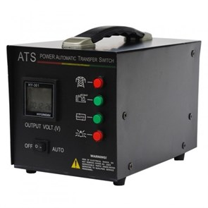 Hyundai ATS15 220v блок автоматики