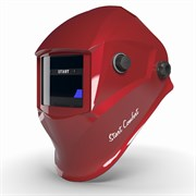 START COMFORT АСФ 505 Маска сварщика хамелеон (Красный глянец) 51ST505R