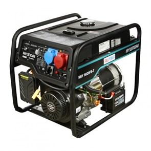 Hyundai HHY 9020FE-T генератор бензиновый