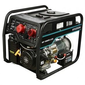 Hyundai HHY 10000FE-3 ATS  генератор бензиновый с автозапуском