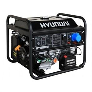 Hyundai HHY 7020FE ATS генератор бензиновый