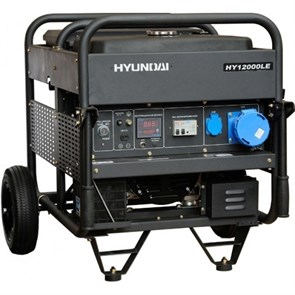 Hyundai HY 12000LE генератор бензиновый
