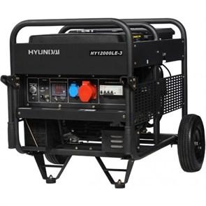 Hyundai HY 12000LE-3 генератор бензиновый