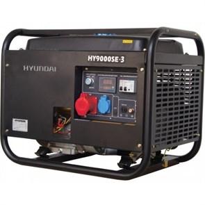 Hyundai HY 9000SE-3 генератор бензиновый