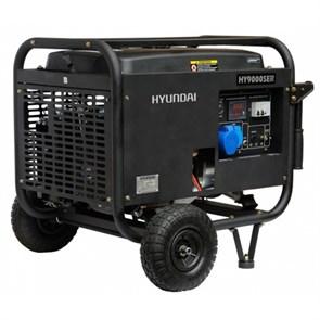 Hyundai HY 9000SER генератор бензиновый